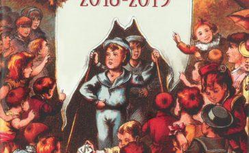 Couverture plaquette saison 2018-2019