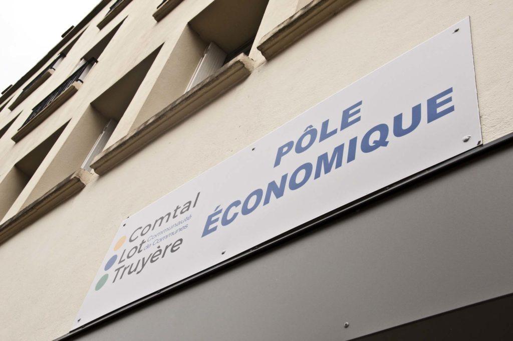 Pole économique d'Espalion, 3clt